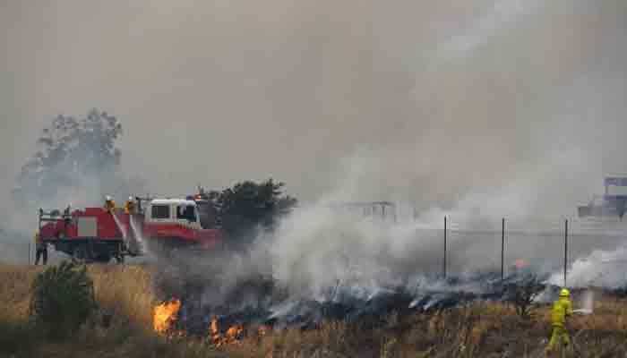 آسٹریلیا ،جنگلات میں لگی آگ پر قابو پالیاگیا