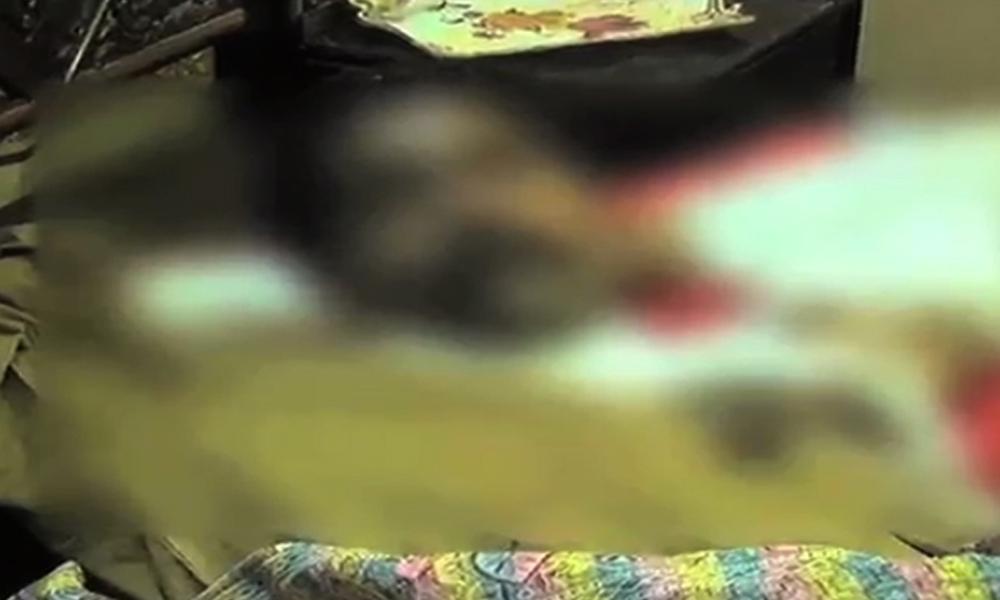 شوہرپرتیزاب پھینکنےوالی خاتون کی ویڈیو منظرعام پر
