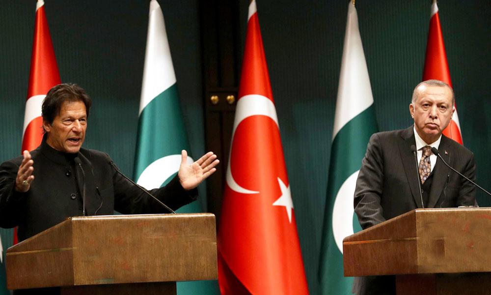 اردوان پاکستان میں آئندہ انتخاب جیت سکتےہیں، وزیر اعظم