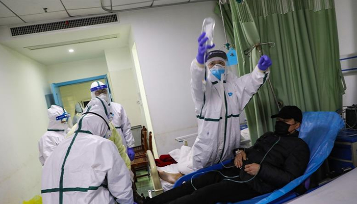 چین میں کورونا وائرس سے مزید 143 افراد ہلاک