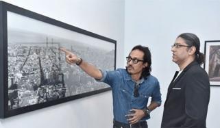 کراچی میں 'لوسٹ ان اسپین' کے عنوان سے تصویری نمائش