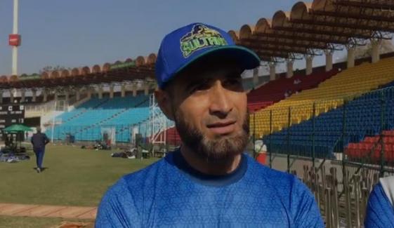 پاکستان میں کھیلنا باعث فخر ہے، عمران طاہر