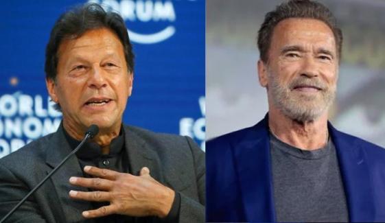 ٹرمینیٹر کی عمران خان کو عالمی اجلاس کی دعوت