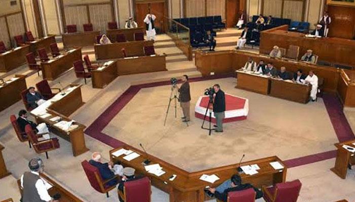 بلوچستان اسمبلی کا اجلاس آج ہوگا