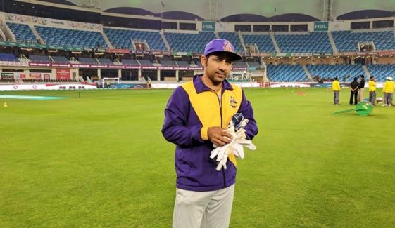بالرز نے جیت میں اہم کردار ادا کیا، سرفراز احمد