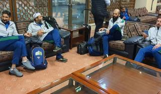 سلطانز لاہور سے ملتان پہنچ گئے