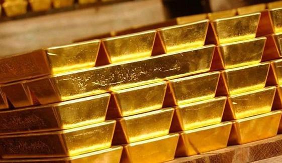 سونے کی فی تولہ قیمت میں 2 ہزار روپے اضافہ