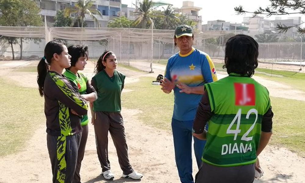  ویمنزٹی ٹوئنٹی ورلڈ کپ، پاکستانی ٹیم کل سے آغاز  کریگی