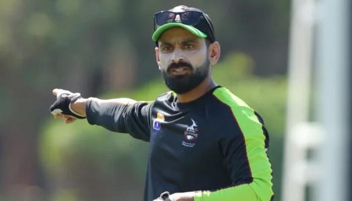 اسلام آباد کےخلاف لاہور کو میچ جیتنا چاہیے تھا، محمد حفیظ