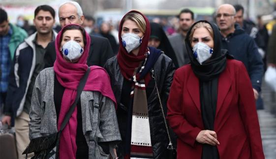 ایران میں کورونا سے اموات 14 ہو گئیں