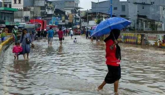 انڈونیشیا ، شدید بارشوں اور سیلاب نے تباہی مچادی