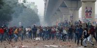 نئی دلی صورتحال: حکومت کا فوج طلب کرنے پر غور