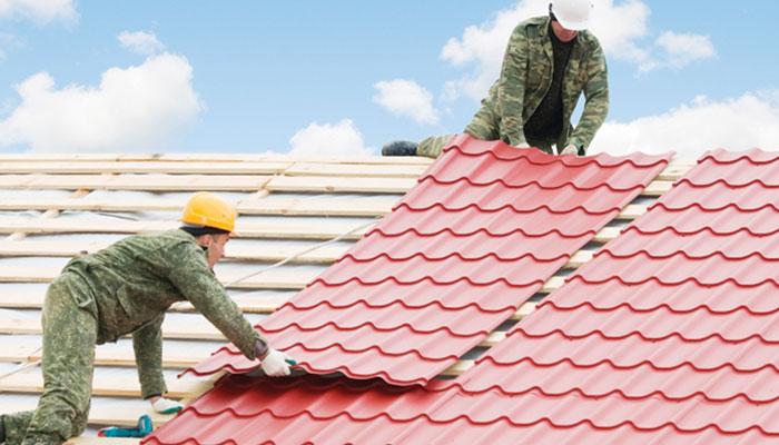 چھتوں کی اقسام اور مٹیریل