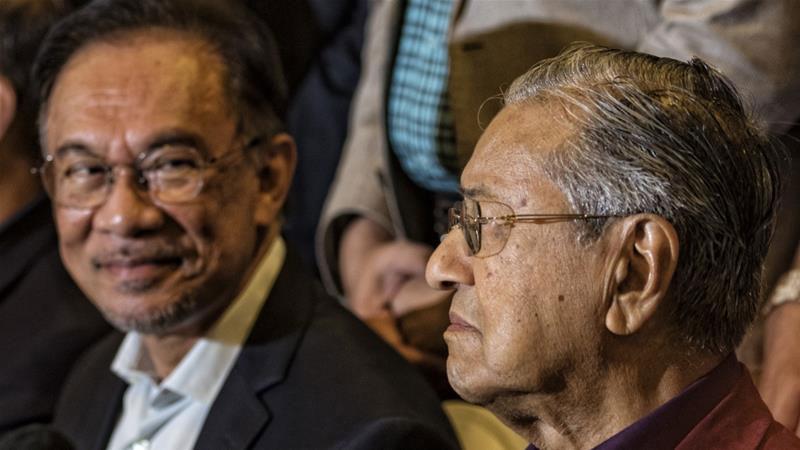 ملائیشیا: انور ابراہیم کا اتحادیوں کی جانب سے حمایت کا دعویٰ