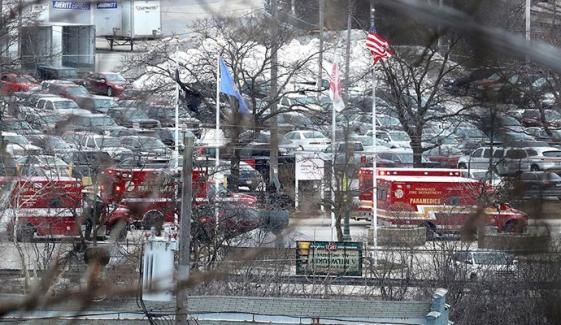 امریکی ریاست وسکونسن میں فائرنگ، 5 افراد ہلاک