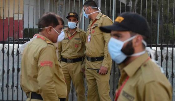 زہریلی گیس معاملہ: سندھ حکومت کا پورٹ قاسم کو مراسلہ