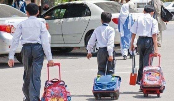 سندھ میں تعلیمی اداروں کی چھٹیوں میں مزید دو دن کا اضافہ