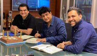 صف اول کے ڈرامہ نگار خلیل الرحمان قمر کی جیو ٹی وی کیساتھ خصوصی وابستگی