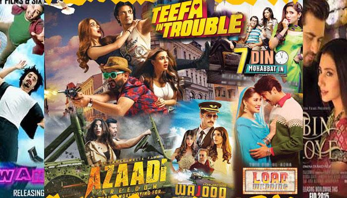 پاکستان فلم انڈسٹری پر جمود طاری!!