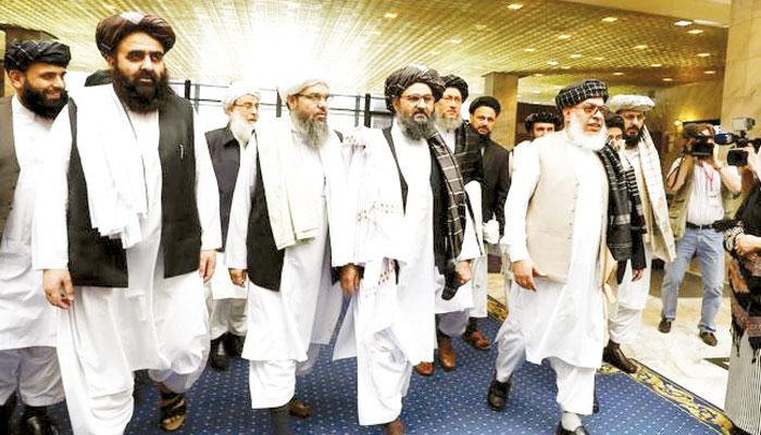 افغان امن معاہدے کا مستقبل