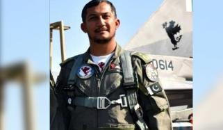 ونگ کمانڈر نعمان اکرم کا آخری انٹرویو