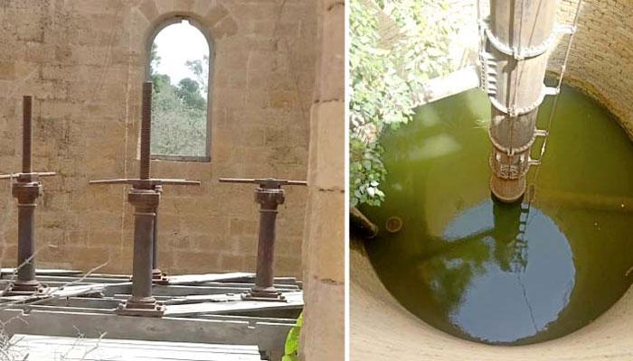 'ڈملوٹی اسکیم' برطانوی دور کا پہلا فراہمی آب کا نظام