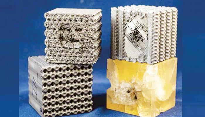 منٹوں میں جراثیم کا خاتمہ کرنے والی نینو ڈرل مشین