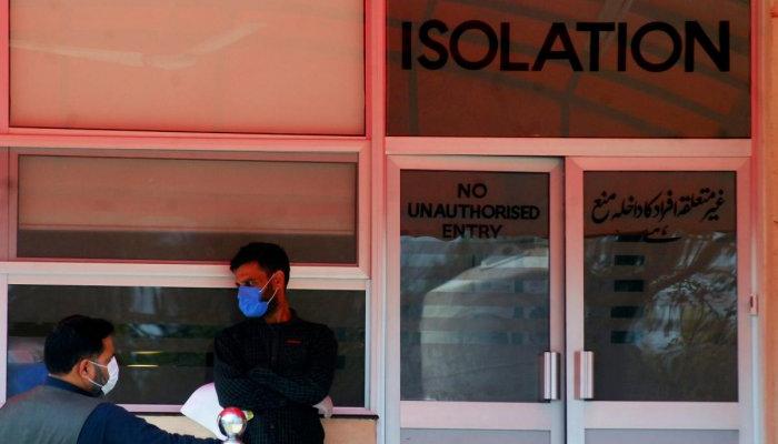 پنجاب میں کورونا وائرس کے مریضوں کی تعداد 80 ہوگئی