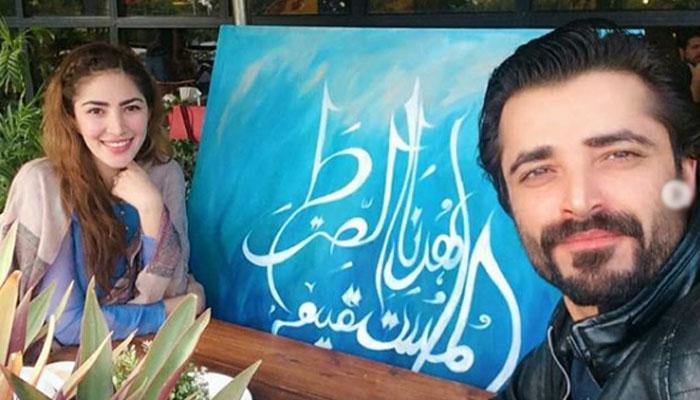 2 سال پہلے نہیں معلوم تھا کہ نیمل سے شادی ہوگی: حمزہ عباسی