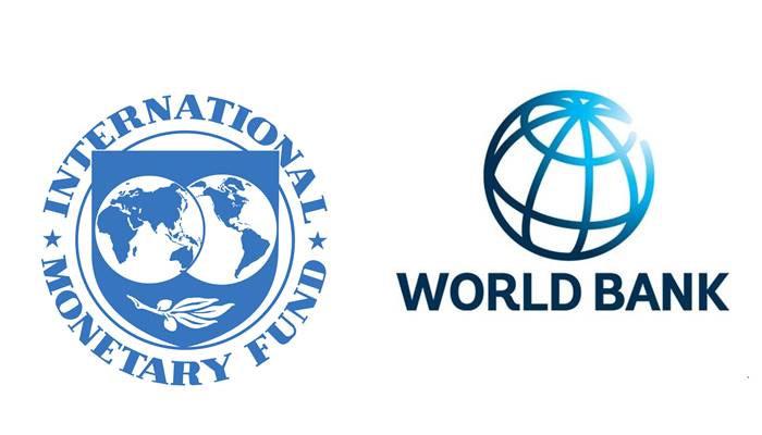 جی 20 غریب ملکوں کے قرضوں کی ادائیگی معطل کرے، آئی ایم ایف ،عالمی بینک
