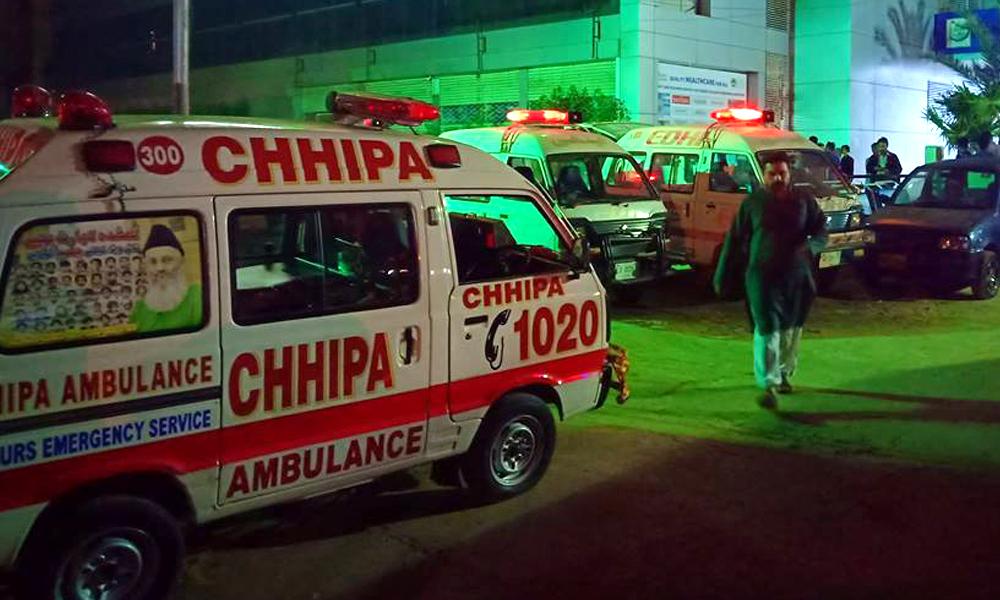کراچی، مختلف واقعات میں 2 افراد جاں بحق