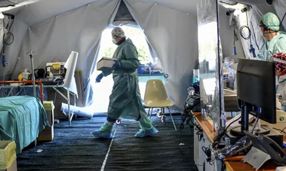 پشاور میں 7 مقامات کو قرنطینہ قرار دیدیا گیا