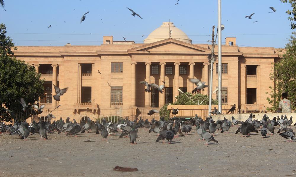 کورونا، سندھ ہائیکورٹ میں عمر رسیدہ قیدی کی ضمانت کی درخواست