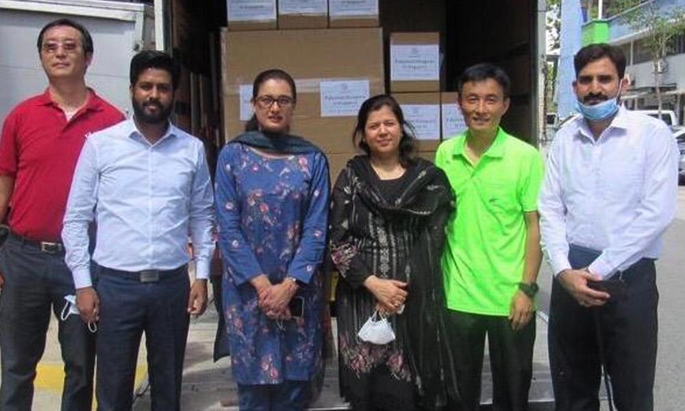 سنگاپور، پاکستانیوں کیلئے طبی سامان کا تحفہ