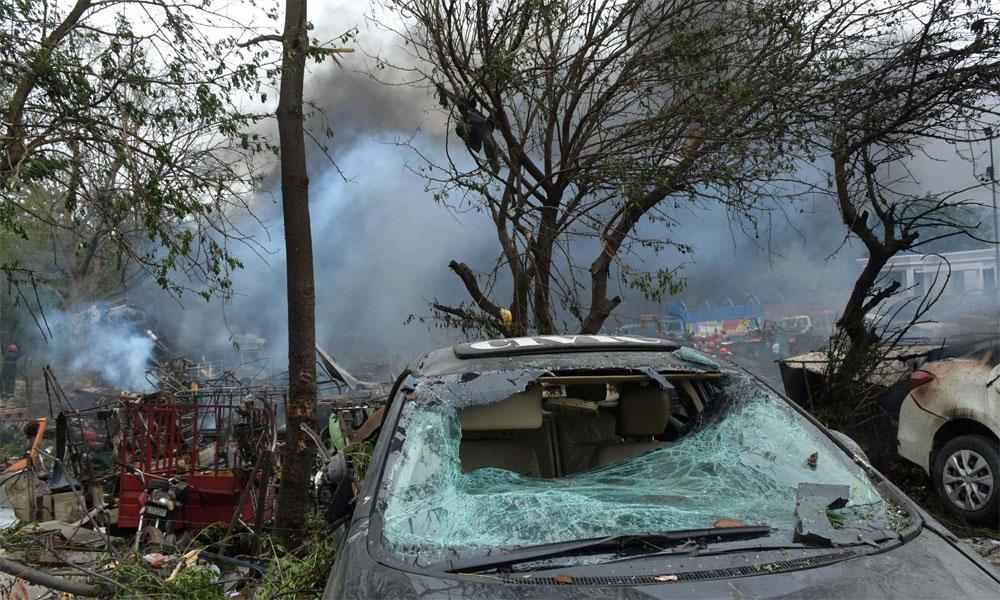 لاہور: LPG ٹینکر میں آگ، مزید 2 زخمی چل بسے