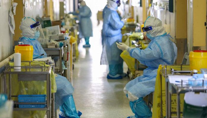 برطانیہ میں کورونا سے مزید 115 افراد ہلاک