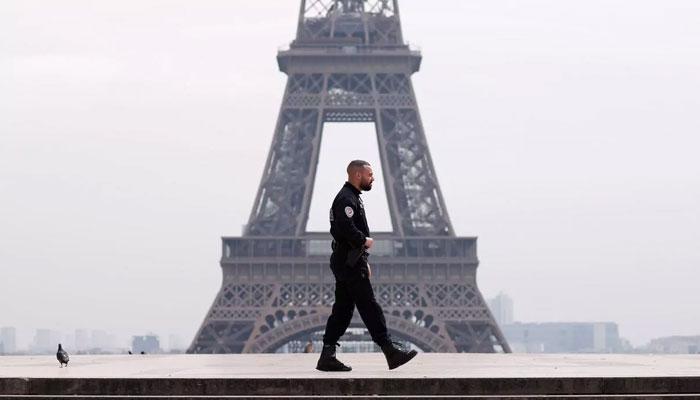 کورونا : فرانس نے  لاک ڈاؤن کی مدت 15اپریل تک بڑھا دی