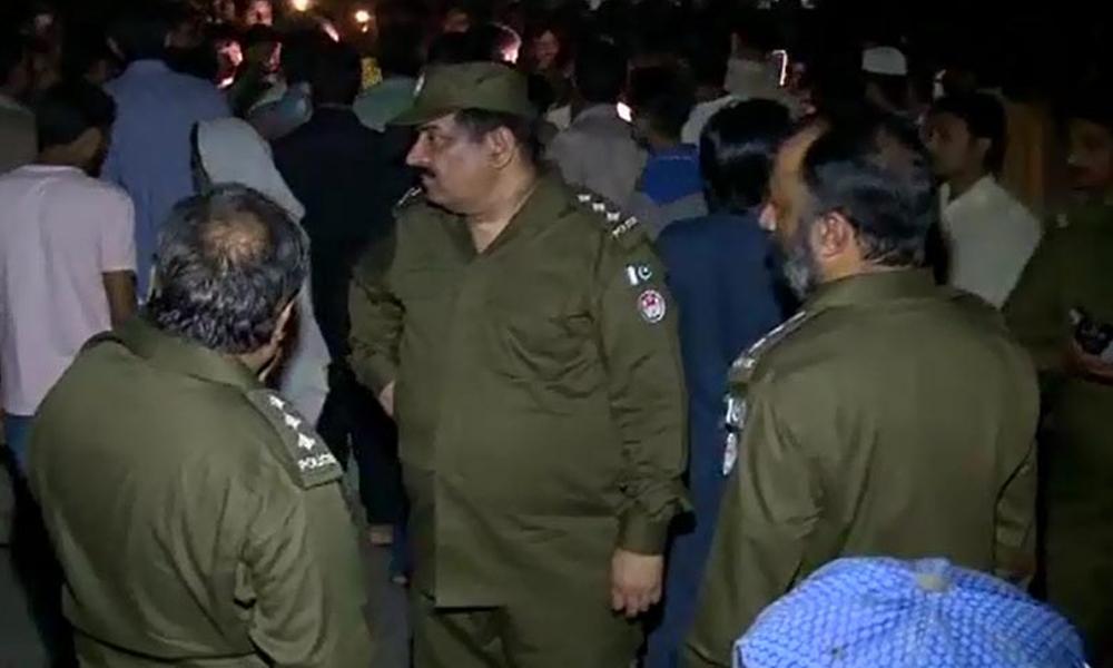 لاہور، جعلی سینی ٹائزر کی فروخت پر 2 افراد گرفتار