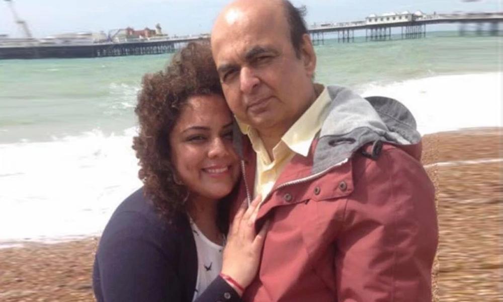 ہیتھرو ایئرپورٹ کے امیگریشن آفیسر اور بیٹی کورونا سے ہلاک