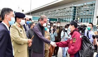 شاہ محمود نے غیرمحتاط رہنے کی انتہا کردی