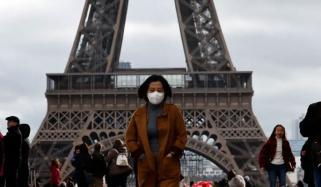 فرانس کا چین سے ایک ارب ماسک منگوانے کا فیصلہ