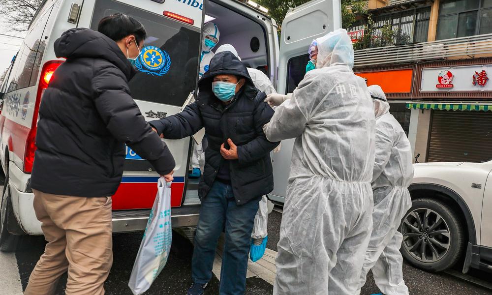 چین، کورونا کے 45 نئے کیسز کی تصدیق