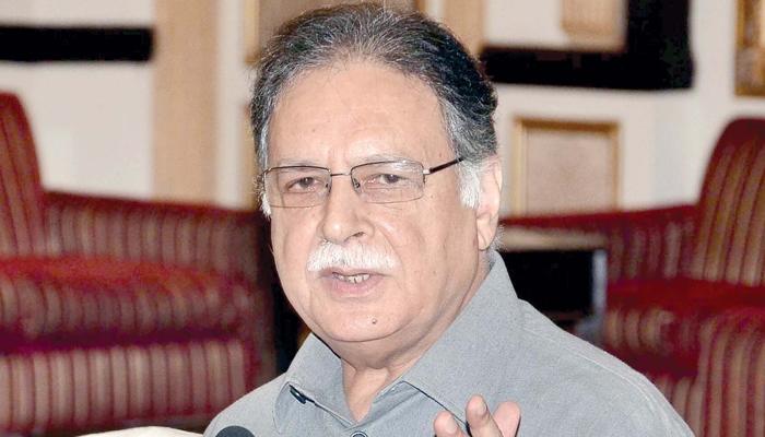 وزیراعظم نے کورونا کو بھی دھمکی دے دی ہے، پرویز رشید