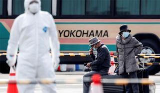 جاپان: کورونا کیسز میں اچانک ریکارڈ اضافہ