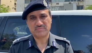 کراچی، ایڈیشنل آئی جی غلام نبی میمن کا شہر کادورہ