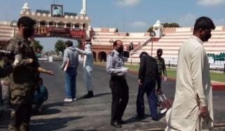 پانچ پاکستانیوں کی واپسی کے لیے واہگہ بارڈر کھول دی گئی