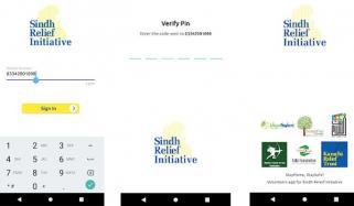سندھ: راشن کی تقسیم، فلاحی اداروں کیلئے موبائل ایپ تیار