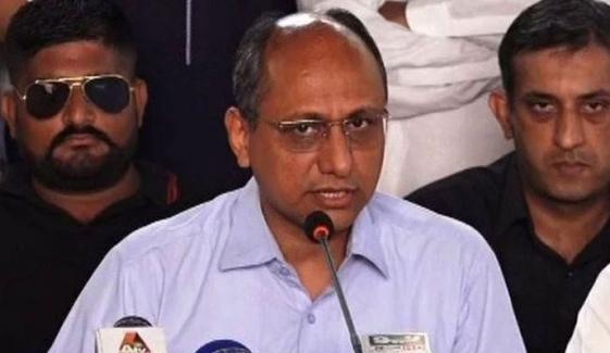 سعید غنی کورونا وائرس سے صحت یاب