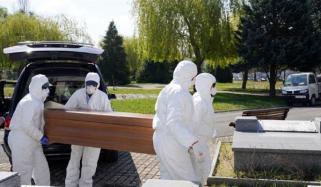 اسپین میں بھی کورونا سے ہلاکتوں کی تعداد چین سے زیادہ