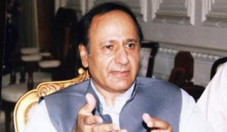 حکومتی اتحاد میں شامل ق لیگ کے سربراہ کا میر شکیل کی رہائی کا مطالبہ